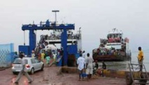 Le Bac de Farafégny cloué au port à compter d'aujourd'hui pour 30 mois