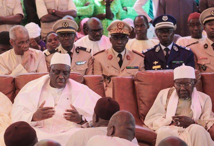 Rappel à Dieu de Serigne Cheikh Ahmed Tidiane Sy Al Makhtoum: Macky présente ses condoléances à la nation