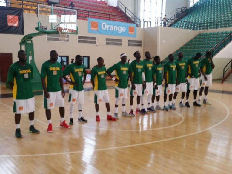 Basket/Tournoi Zone 2 : Le Sénégal s'incline devant la Guinée (68-55)