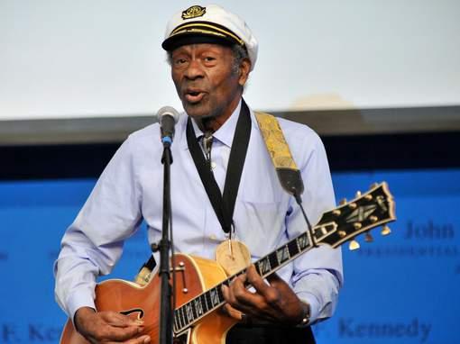 Chuck Berry s'est éteint à 90 ans