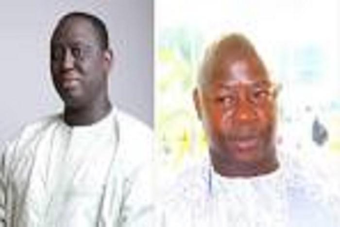 "APR Guédiawaye : le conflit éclate entre Aliou Sall, frère du président Macky et Seydina Fall ""Boughazéli"""