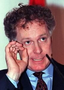 le Premier ministre libéral Jean Charest