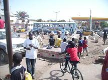 Les tas d'immondice polluent Dakar en plus des moutons invendus