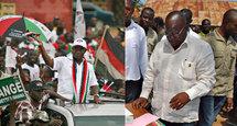 Le duel est inévitable dans la présidentielle au Ghana