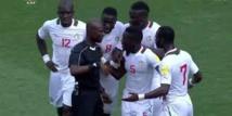 Lamptey, l'arbitre du match Afrique du Sud- Sénégal suspendu à vie