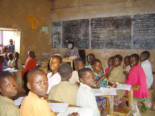 Les classes désertées par les élèves
