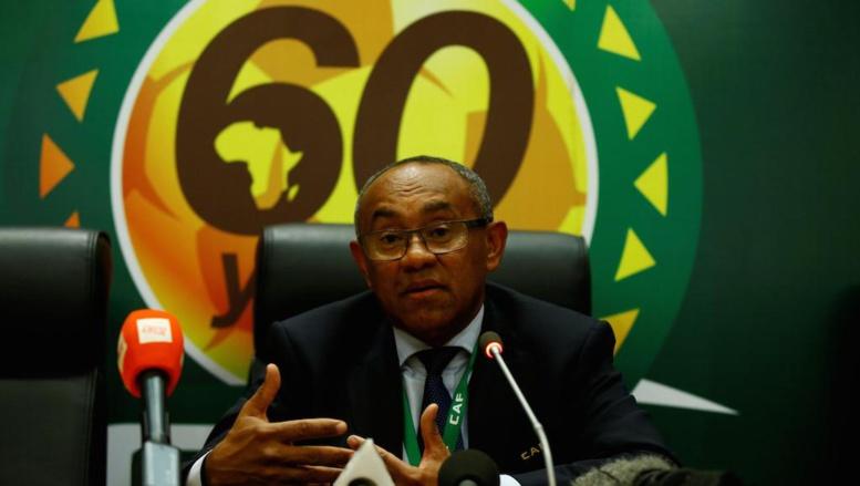 Football: le nouveau président de la CAF en tournée à Madagascar son île natale