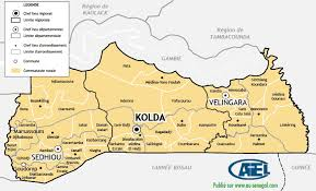 Kolda : arrestations tous azimuts, des jeunes fuient Kolda