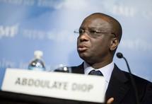 Le ministre de l'Economie et des Finances du Sénégal, Abdoulaye Diop