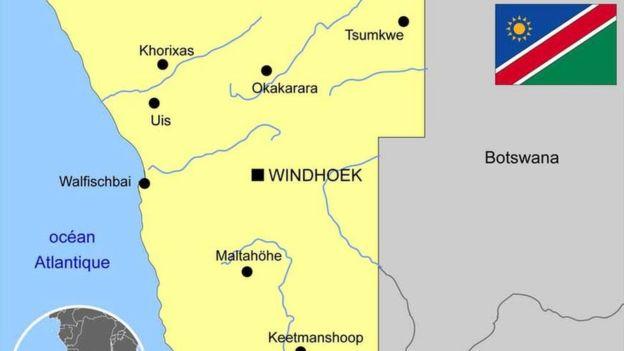 Namibie : réforme agraire en vue