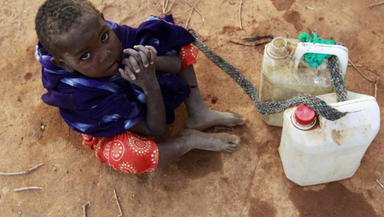 En Somalie, 26 personnes sont mortes de la faim en deux jours dans la région du Jubaland selon des médias locaux. © Reuters/Thomas Mukoya