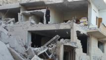 Syrie: une trentaine de civils tués dans un raid aérien