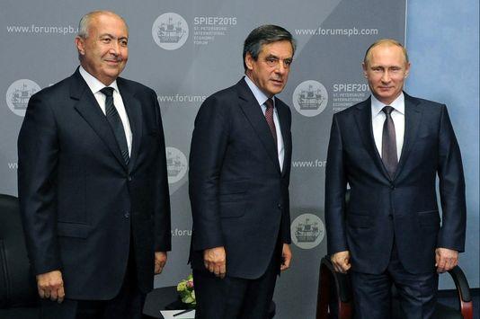 Les troublantes affaires de François Fillon et Fouad Makhzoumi