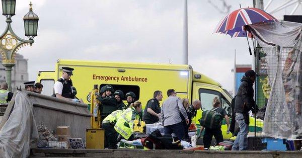 Attaque de Londres, en direct : trois personnes ont été tuées, dont un policier