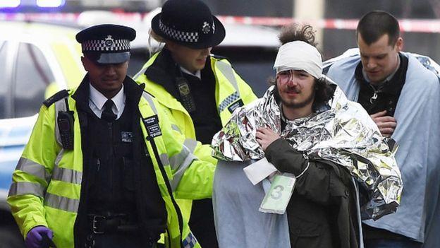 Coups de feu à Westminster: 4 personnes décédées