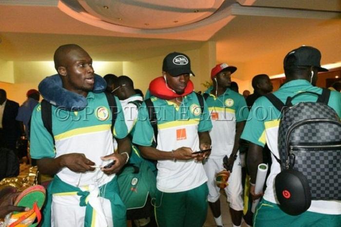 Le Nigeria et le Sénégal dos à dos (1-1) — Amical