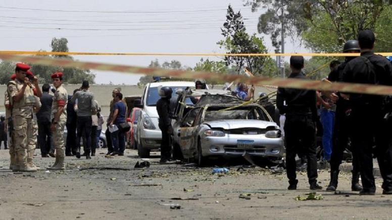 Égypte : dix soldats tués dans l'explosion de bombes dans le Sinaï