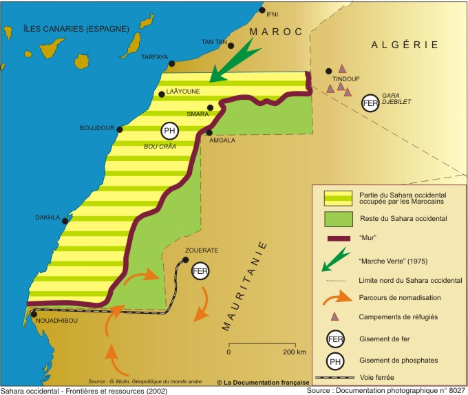 Le problème diplomatique entre le Maroc et le Sahara Occidental retarde le démarrage de la réunion du comité technique de l'UA
