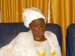 Le premier ministre face aux députés: le pied enflé, Seynabou Wade ne sera pas à l'Assemblée nationale