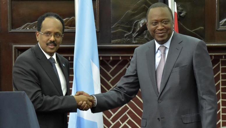  Kenya: visite du nouveau président somalien pour renforcer la coopération