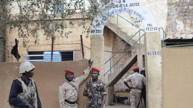 Niger : libération de prisonniers politiques