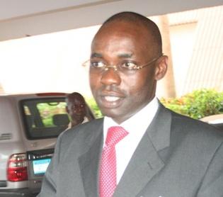 Le ministre de l'Energie, Samuel Sarr