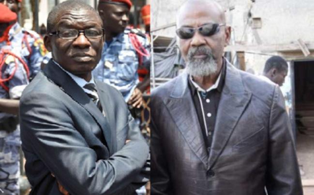 PDS: Farba Senghor et Pape Samba Mboup exclus
