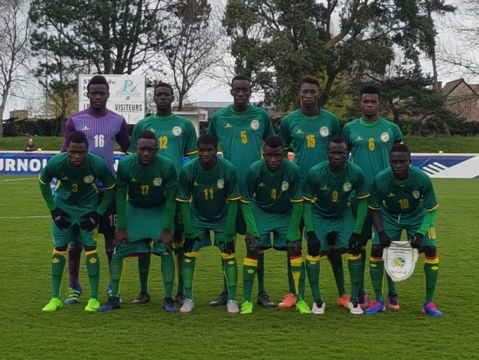 EdF (U20) : succès facile face au Sénégal