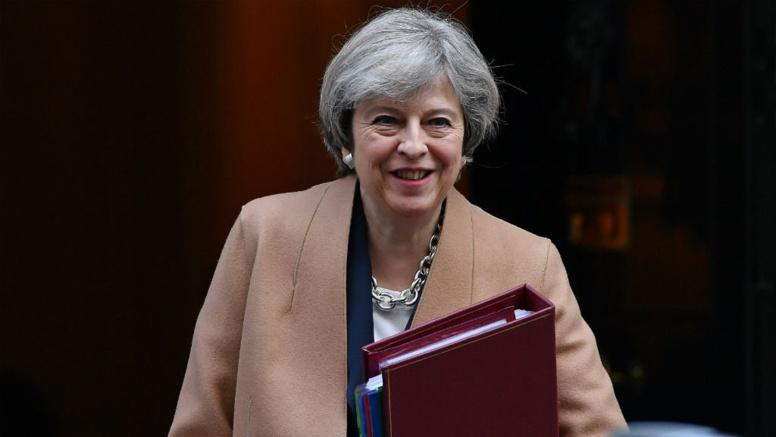 En direct : Londres lance officiellement la procédure historique du Brexit