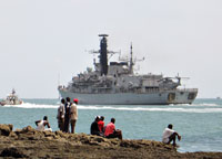 L'ONU autorise la poursuite des pirates en Somalie