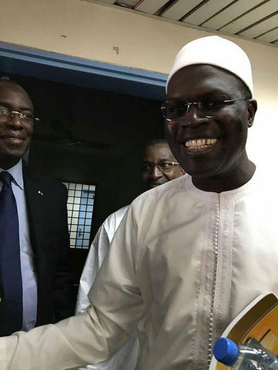 Mbaye Touré face à Khalifa Sall: «Je ne peux pas détourner des fonds que je n'ai pas encaissés»