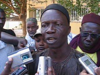 Imam Youssoupha Sarr, coordonnateur du collectif des résidents de Guédiawaye