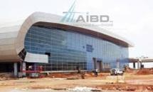 AIBD: Les travaux réceptionnés dans deux (2) mois
