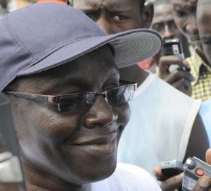 Diatou Cissé Badiane, secrétaire générale du SYNPICS