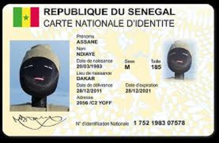 Macky Sall proroge la durée de la carte nationale d'identité jusqu'au 30 juin