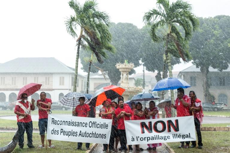 Le collectif veut plus que proposé par le gouvernement — Guyane