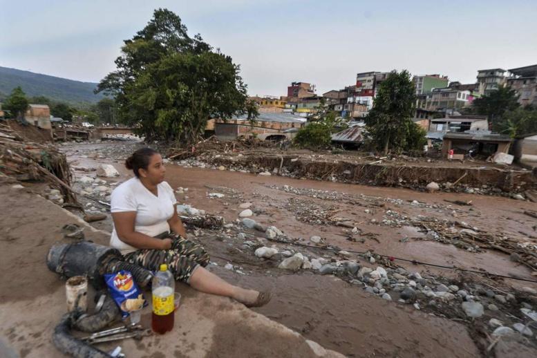 Le bilan de la catastrophe en Colombie grimpe à plus de 230 morts