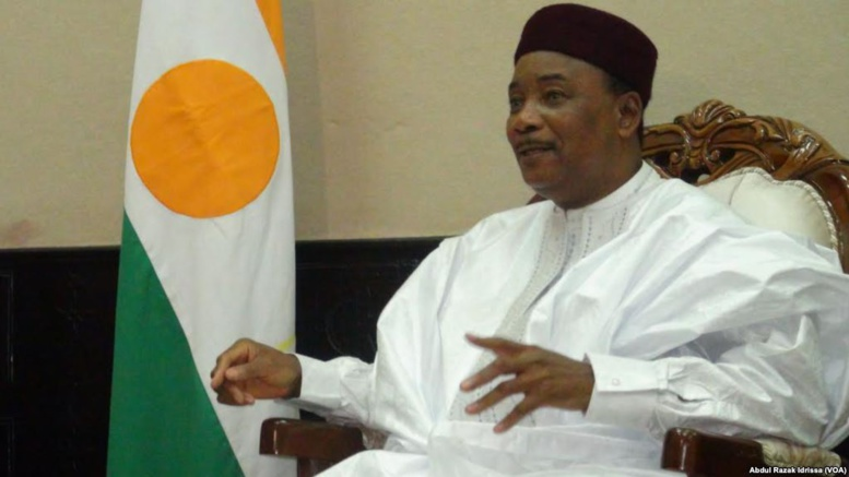 Niger : le président Issoufou assure ne pas vouloir briguer un troisième mandat
