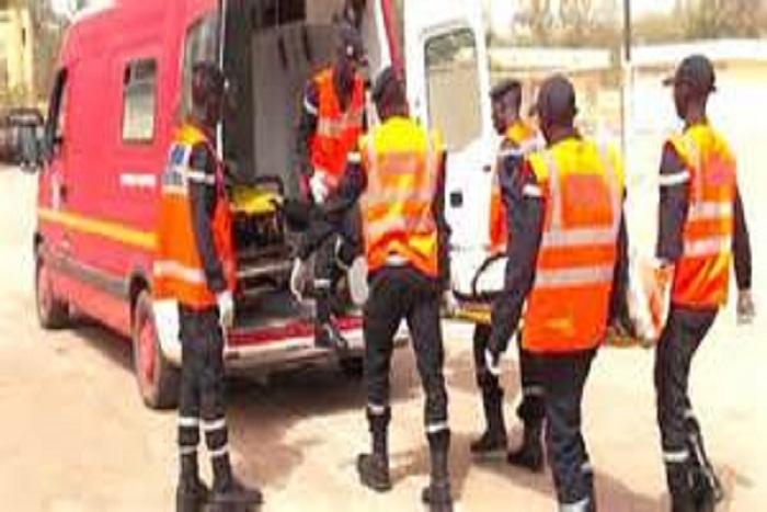 Grave accident à sur la VDN : Deux morts dans un choc entre une moto et un piéton