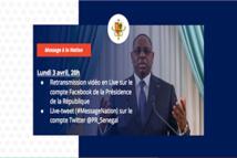 Suivre en Direct l'adresse à la Nation du président Macky Sall