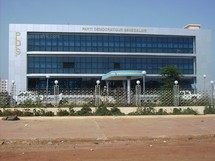 Siège du Parti Démocratique Sénégalais (PDS) au pouvoir
