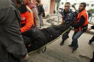 Raid israélien à Gaza, plus de 120 morts, selon Al Djazira