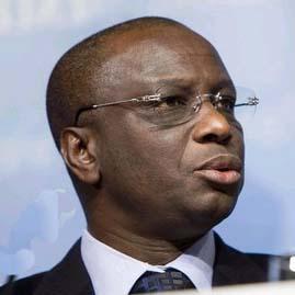 Le ministre sénégalais de l'Economie et des Finances, Abdoulaye Diop