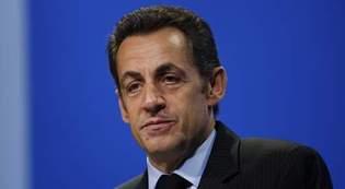 Nicholas Sarkozy, président de France