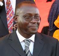 Le maire de Gorée et initiateur de Gorée diaspora festival, Me Augustin Senghor