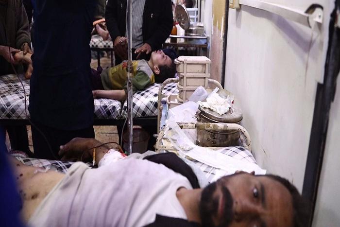 Attaque chimique en Syrie : Moscou désigne l'aviation syrienne… et la dédouane