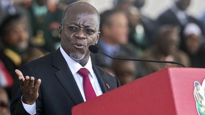  Tanzanie: John Magufuli, risée du web