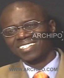 Moubarack Lo économiste et patron de Emergence Consulting Group