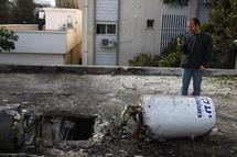 Israël réplique à un tir de roquettes venant du sud du Liban