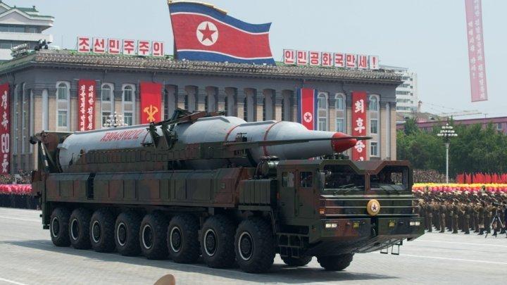 """Trump prêt à """"régler"""" seul le problème nord-coréen, sans l'aide de la Chine"""